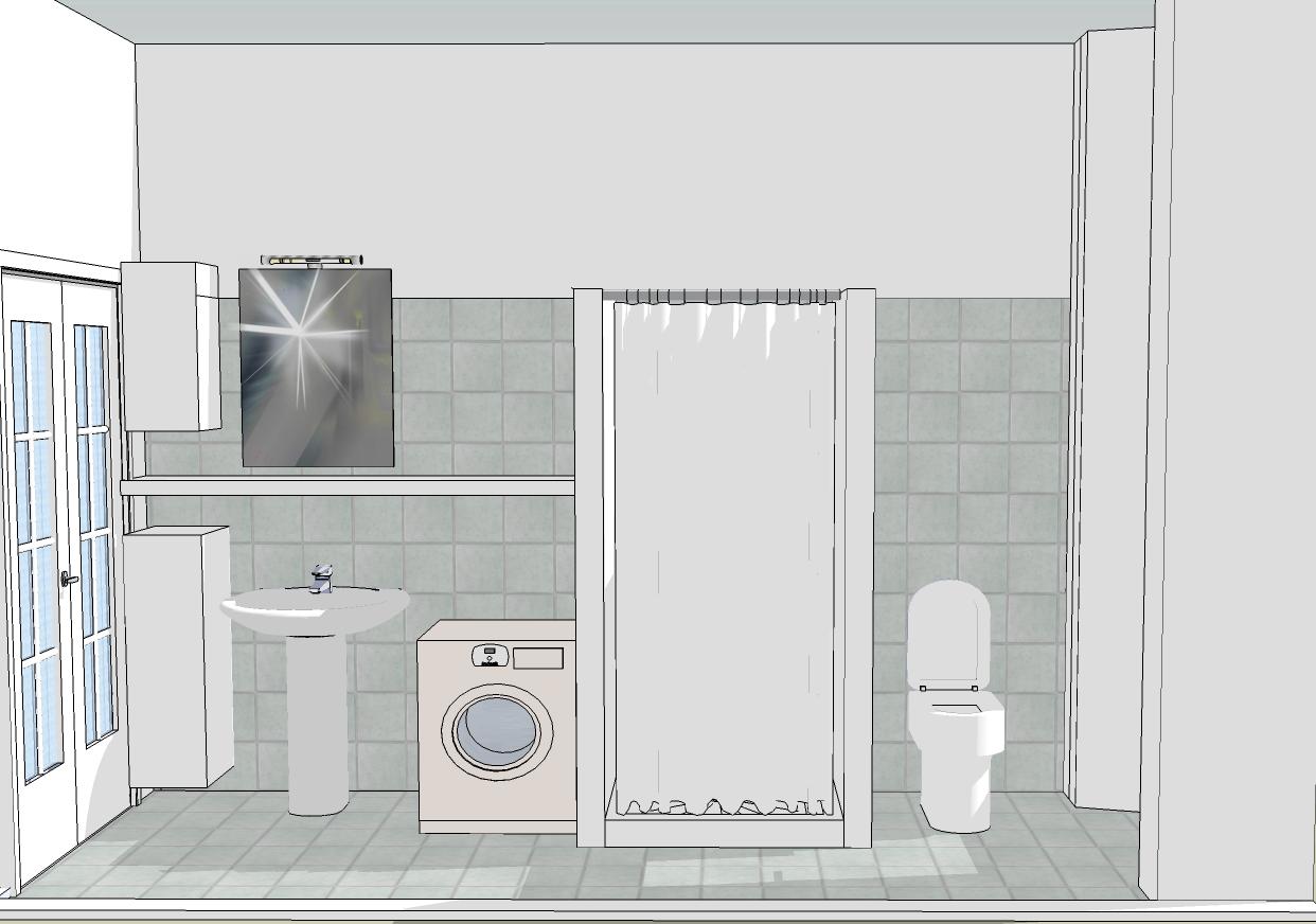 Nuovo look al bagno mayday casa blog e progetti for Planimetrie della casa piscina con bagno