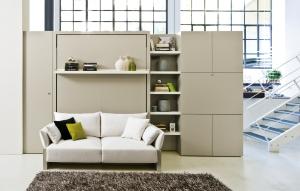 Clei:il fascino dei mobili trasformabili