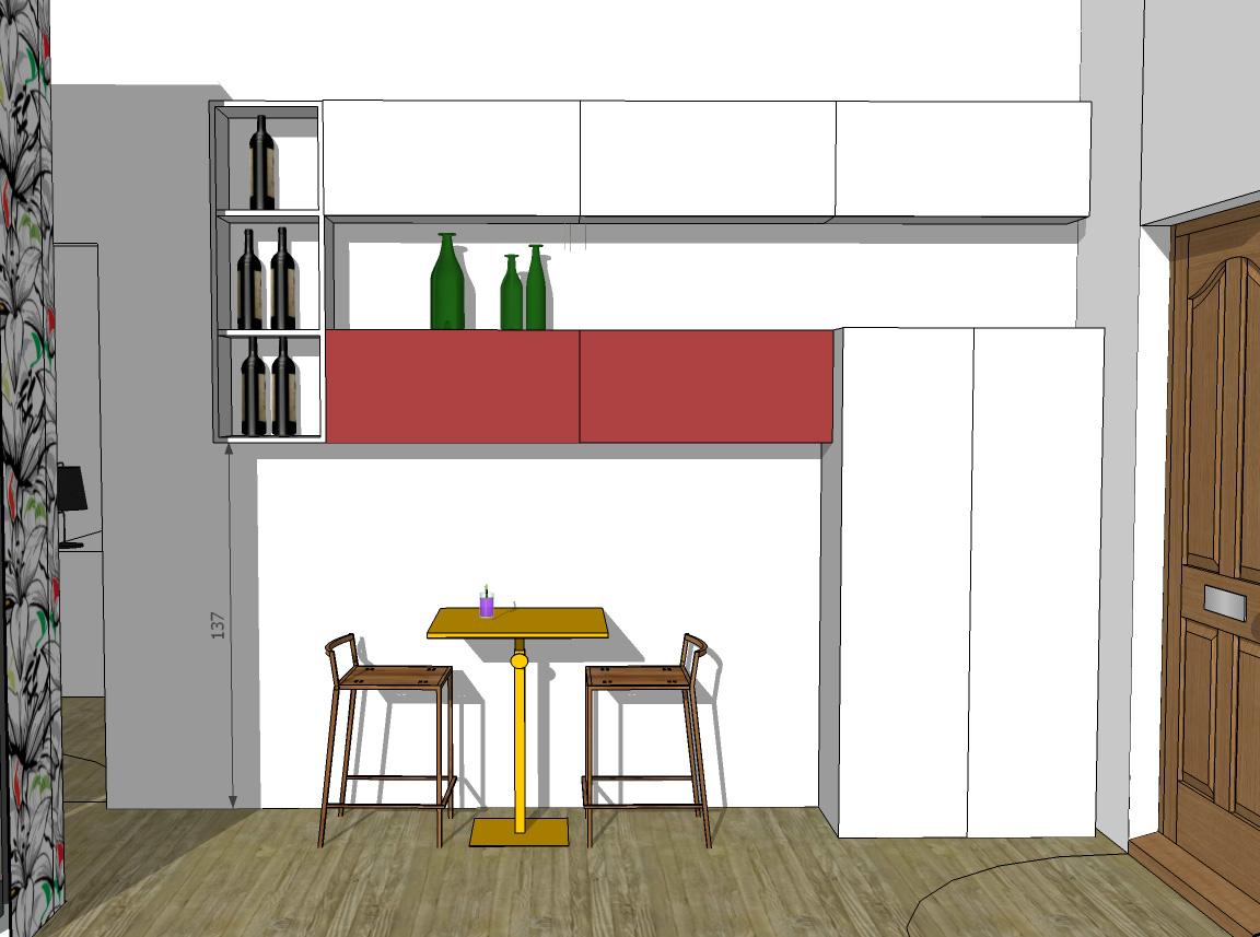 Un progetto per cambiare senza stravolgere mayday casa for Progettare un appartamento
