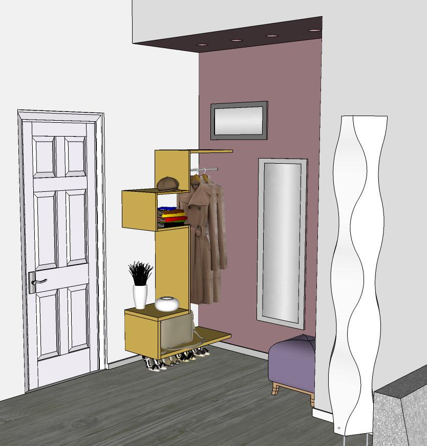 Arredare l ingresso mayday casa blog e progetti for Ingresso casa moderno