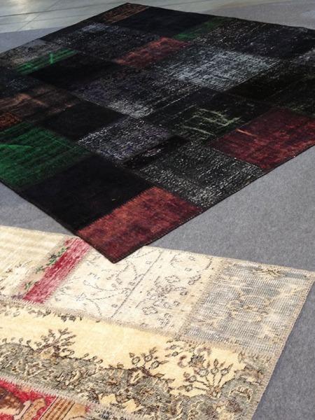 tappeti patchwork