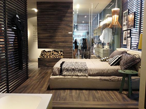 IdeaGroup_la stanza da  bagno e da letto in un unica soluzione progettuale