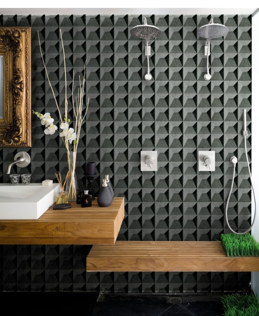 by wall&deco: out system wet