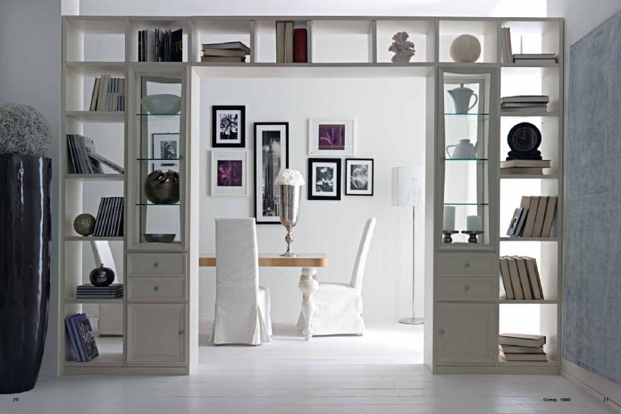 Casa fugipe nuovo classico roma interparete mayday casa for Mobili piccoli spazi