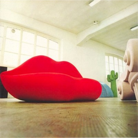 La bocca di Gubram (design Studio 65)