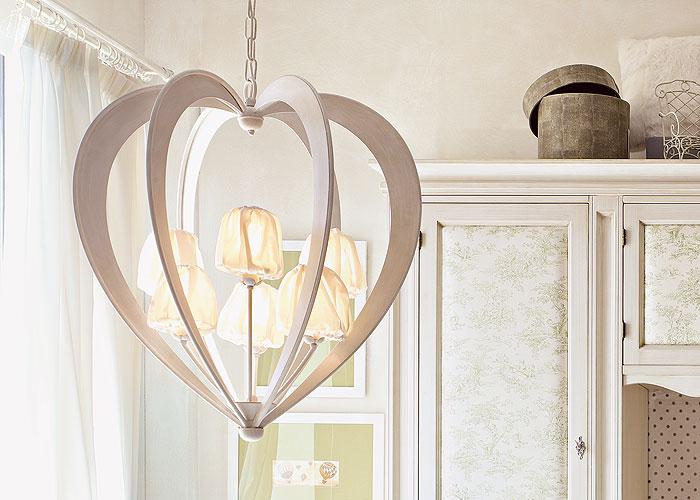Idee regalo per sopravvivere a san valentino mayday casa for Maison du monde lampadari