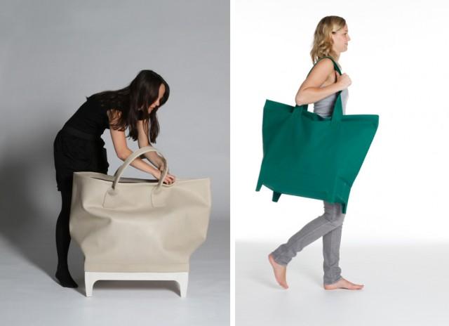 Home Traveller: progetto della designer Anne Lorenz - www.annelorenz.com