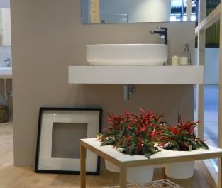 lavabo da appoggio Hidra design by MPA