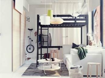 Letto-matrimoniale-a-soppalco-Ikea