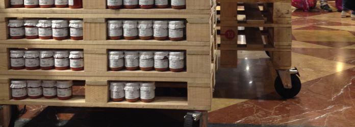 Credenza Con Pallet : Scolapiatti in legno fai da te con piattaia credenza pensile