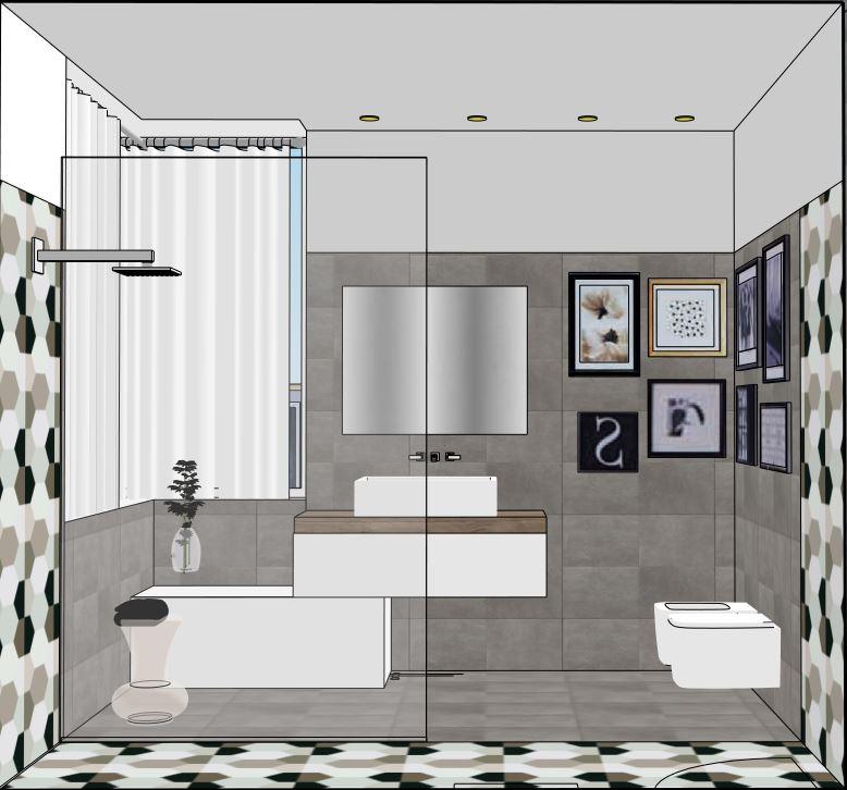 Progettare Il Bagno Di Casa : Progetto bagno i rivestimenti mayday casa e progetti
