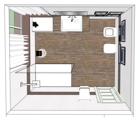 Progetto Bagno: i rivestimenti  Mayday Casa Blog e Progetti