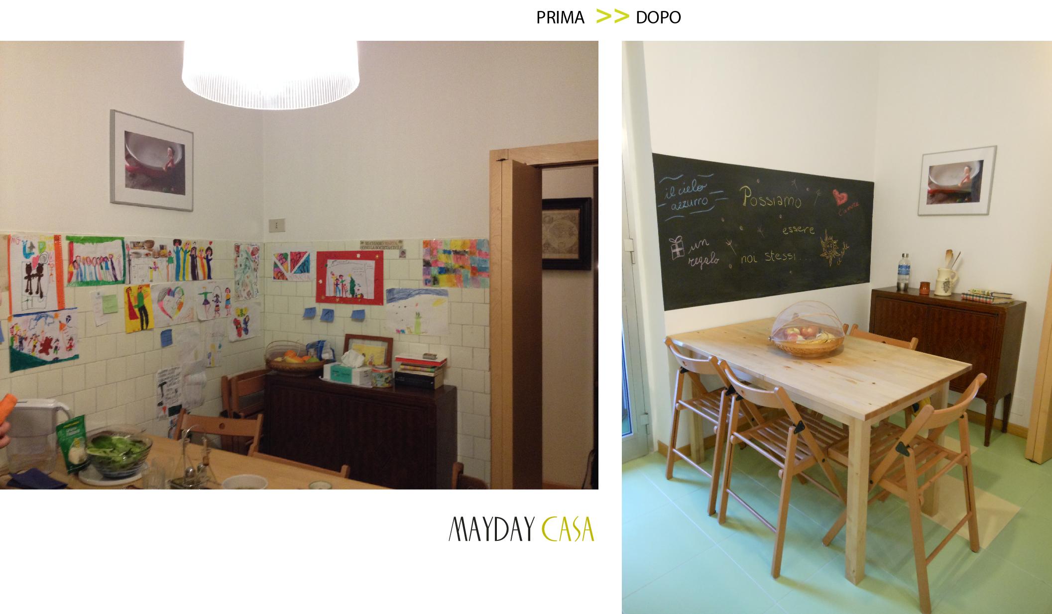 Restyling cucina: prima e dopo mayday casa blog e progetti