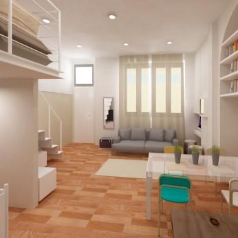 esempio faretti da un nostro progetto https://maydaycasa.com/2015/07/03/arredamento-stellato-con-il-restyling-del-living/