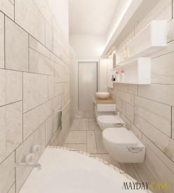 Due Stanze E Un Living In 70 Mq Mayday Casa Blog E Progetti