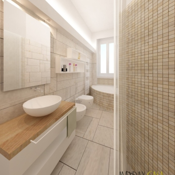 progetto-maydaycasa: fasce led https://maydaycasa.com/2015/09/08/due-stanze-e-un-living-in-70-mq/