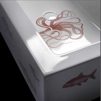 Piero Lissoni: pesci