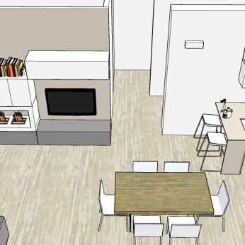 Progetto-living-cucina-2-d