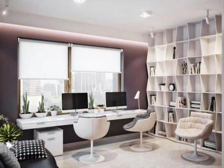 contemporary-fresh-home-office-665x498
