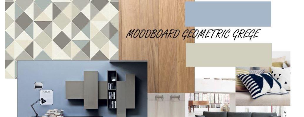 Progetto soggiorno, ingresso e cucina di 38mq in stile ...