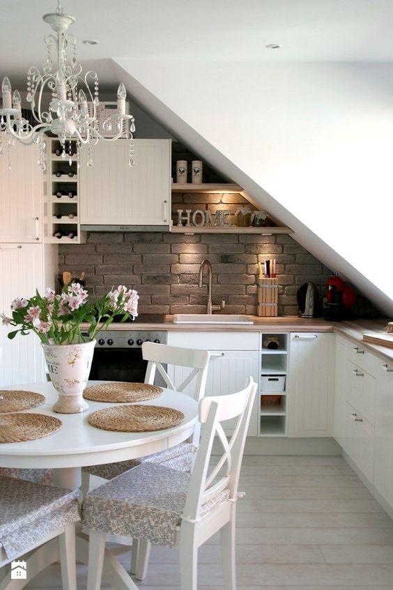 cucina-mansarda | Mayday Casa Blog e Progetti