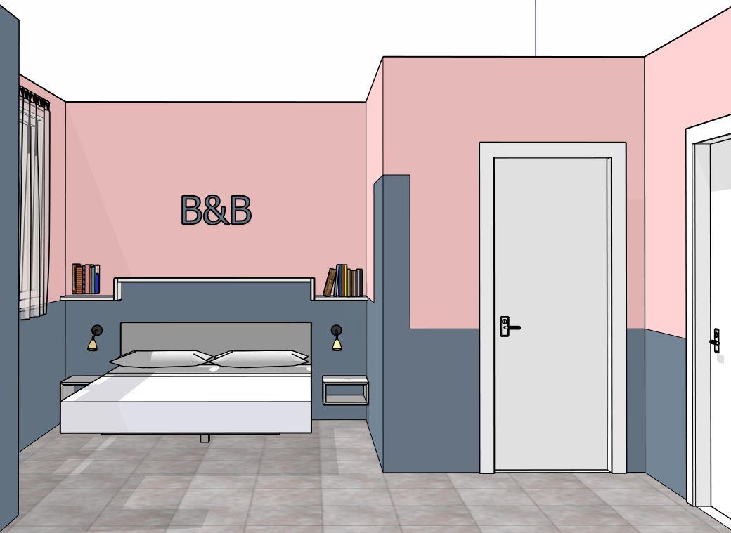 Progetto testata camera da letto mayday casa blog e progetti - Progetto camera da letto ...