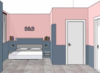 progetto-testata-camera-da-letto